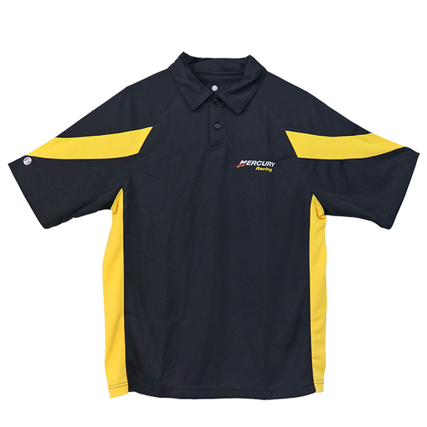 MERCURY Racing Thunder Polo ポロシャツ US-M 67-122010-M