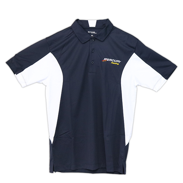 MERCURY Racing Polo ポロシャツ 67-142006-RM