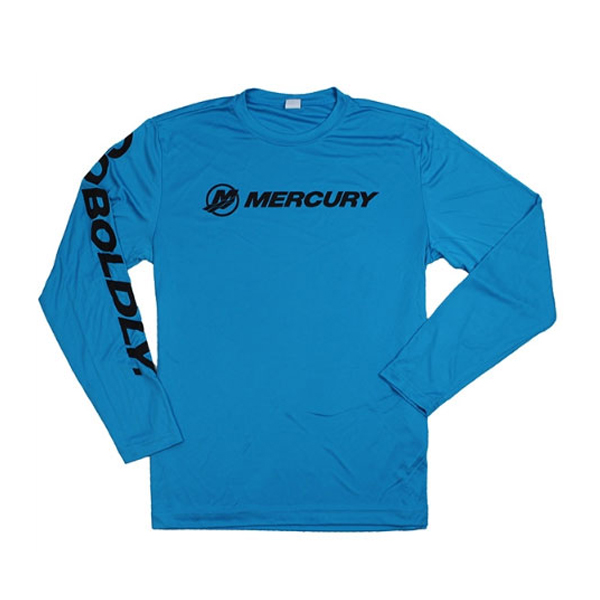 Go Boldly Competitor Tee ブルー US-S 67-191209-S